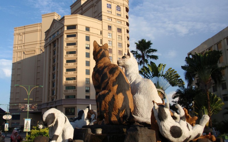 Kuching: The Cat City