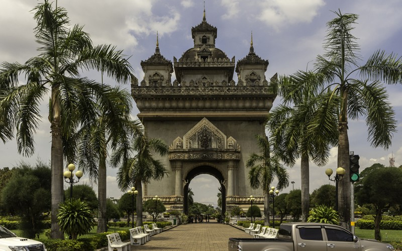 Vientiane: City of the Moon